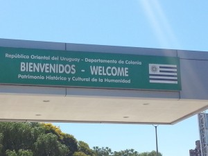 welcome to Uruguay!