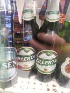 uruguayan beer....