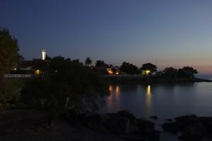 dawn over Rio de la Plata