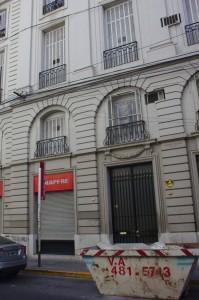 house, where Che Guevara was born