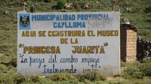 Juanita memorial
