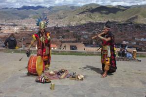 Inka music