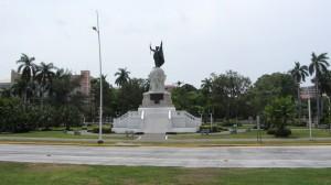 near Avenida Balboa
