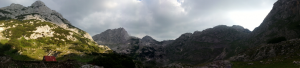 in the Durmitor mountains (MNE)