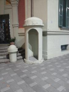 sightseeing in Tirana (ALB)