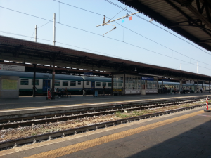 going home from Verona