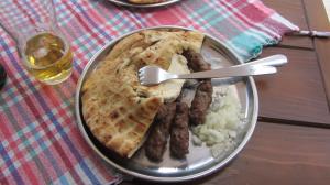 Zeljo's Cevapi in Sarajevo