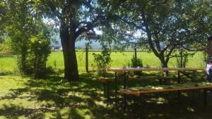 relaxing in Carinthia