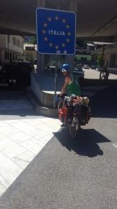 benvenuto a Italia!